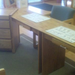 Optometrist Desks