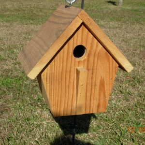 Basic Gable Birdhouse