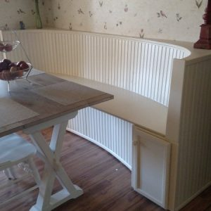 Custom Dining Banquette